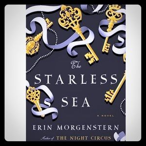 The Starless Sea hardcover book